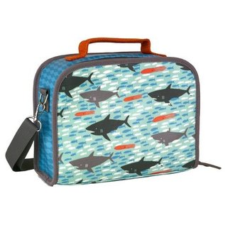 Petit Collage Lunchbox - Sharks