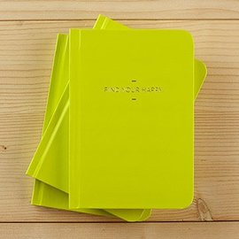 Compendium Motto Journal - Find Your Happy