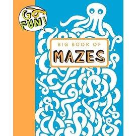 Simon & Schuster / Andrews McMeel Go Fun! Big Book of Mazes