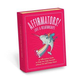 Knock Knock Affirmators: Love & Relationships