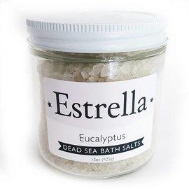 Estrella Soap SALE Bath Salts - Eucalyptus