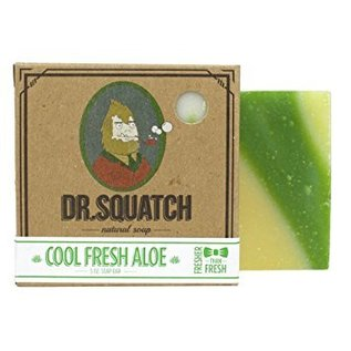 Dr. Squatch Soap SALE Soap - Cool Aloe