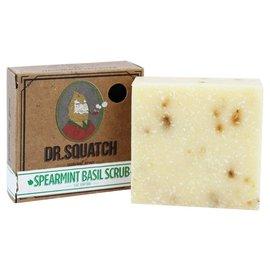 Dr. Squatch Soap SALE Soap - Spearmint Basil Scrub