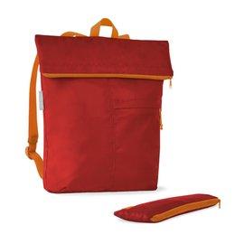 Flip & Tumble SALE Stash & Go Backpack Red/Orange