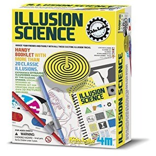 Toysmith DNR Illusion Science
