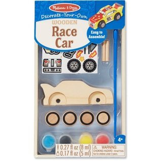 Melissa & Doug DYO Race Car
