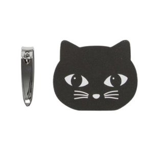 Sass & Belle Black Cat Nail Kit