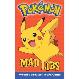 Penguin Group Pokemon Mad Libs