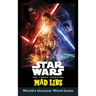 Penguin Group Star Wars: The Force Awakens Mad Libs