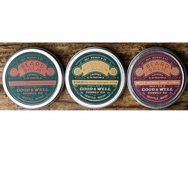Good & Well Supply Co. Good & Well Beard Balm