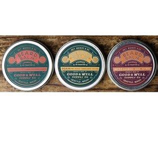 Good & Well Supply Co. Good & Well Beard Balm