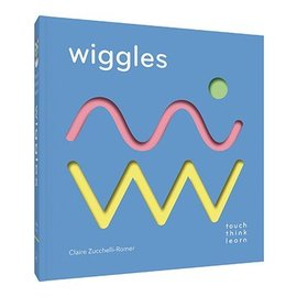 Chronicle Books Touch Think Learn: Wiggles