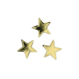 Knock Knock Lick & Stick Gold Star Stickers