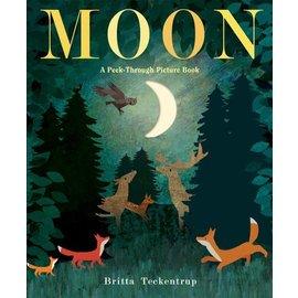Random House Moon: A Peek-Through Picture Book