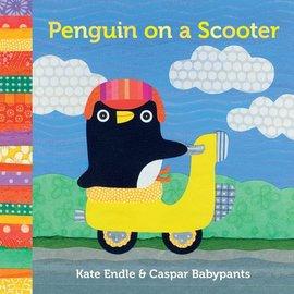 Random House Penguin On A Scooter
