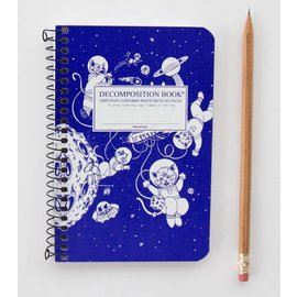 Michael Rogers Kittens In Space Pocket Decomposition Book