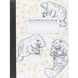 Michael Rogers Manatea Large Decomposition Book