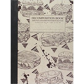 Michael Rogers Sandwich Arts Large Decomposition Book
