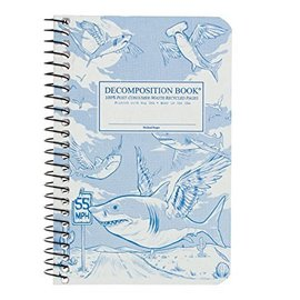 Michael Rogers Flying Sharks Pocket Decomposition Book