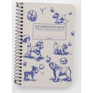 Michael Rogers Dogs & Bubbles Pocket Decomposition Book