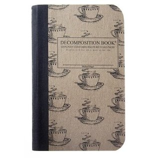 Michael Rogers Coffee Cup Pocket Decomposition Book