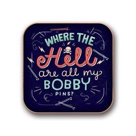 Studio Oh! / Orange Circle Studio Trinket Dish - Bobby Pins