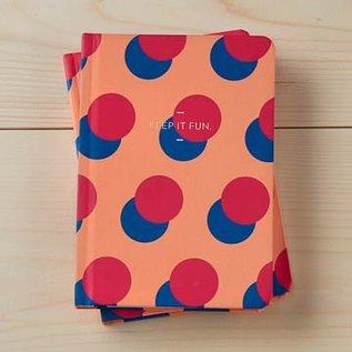 Compendium Journal Motto - Keep It Fun