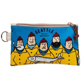 Chalo Small Seattle Fishermen Pouch