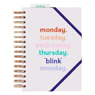 Wild & Wolf Inc. Planner - Monday *Blink*