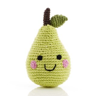 Kahiniwalla / Pebble Happy Fruit Pear Rattle