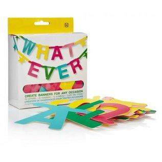 NPW (Worldwide) Whatever Banner Kit