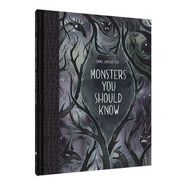 Chronicle Books Monsters You Should Know