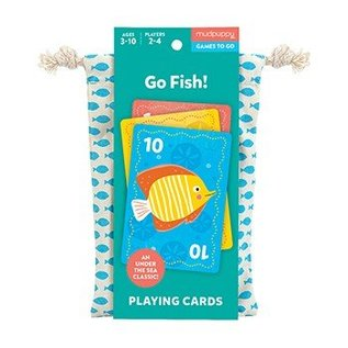 Chronicle Books Go Fish Card Game