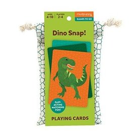 Chronicle Books Dino Snap! Card Game