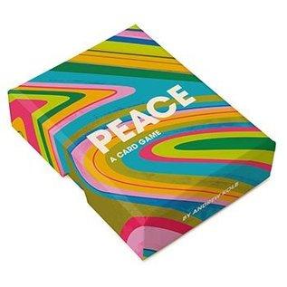 Chronicle Books Peace: A Card Game