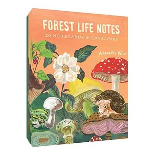 Chronicle Books Forest Life Notes