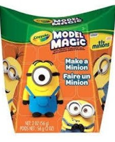 CRAYOLA - Make A Minion Model Magic Craft Kit