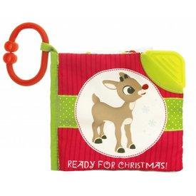 KIDS PREFERRED Rudolph soft book
