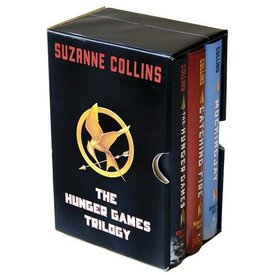 THE HUNGER GAMES TRILOGY HARDCOVER BOX SET