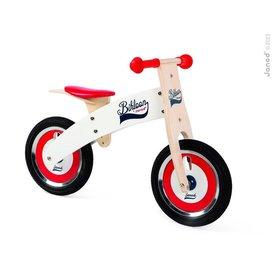 JANOD JANOD - Red and White Balance Bike