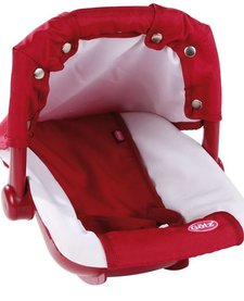 "Car Seat w/canopy(up to 16.5"") - HABA"