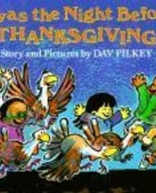 TWAS THE NIGHT BEFORE THANKSGIVING