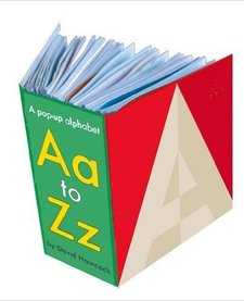 Aa-Zz POPUP ALPHABET