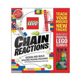 KLUTZ:  LEGO Chain Reaction