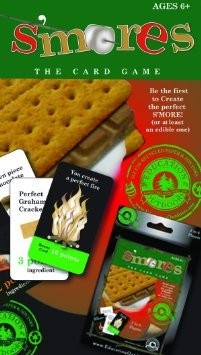 EDUCATION OUTDOORS EDUCATION OUTDOORS: S'MORES CARD GAME