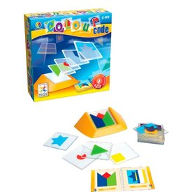 SMART TOYS:  COLOR CODE GAME