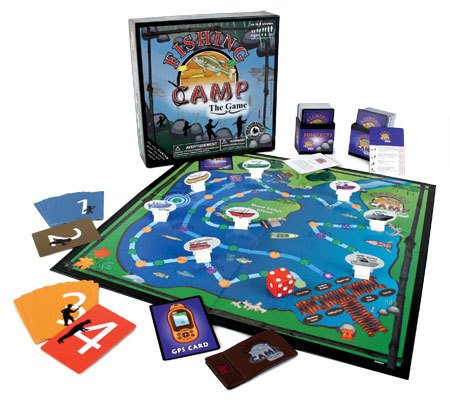 EDUCATION OUTDOORS FISHING CAMP GAME