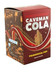 BREW IT YOURSELF: CAVEMAN COLA
