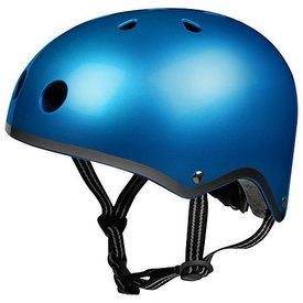 Micro Kickboard MICRO scooter helmet - BLUE MEDIUM