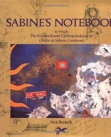 Sabine's Notebook  - Griffin and Sabine Book 2